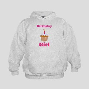 Birthday girl shirt Kids Hoodie