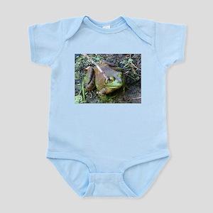 Frog - Close UP Infant Bodysuit