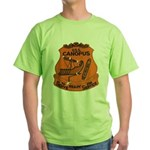 USS CANOPUS Green T-Shirt