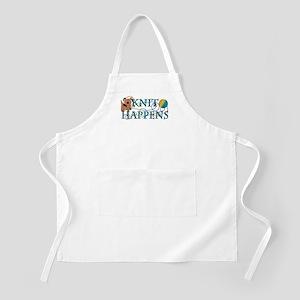 Knit Happen (Dog) BBQ Apron