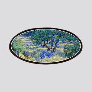 Van Gogh - Olive Orchard Patches
