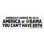 America or Obama You Can't Have Both (10 pk)