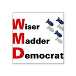 WMDemo_btn Square Sticker 3