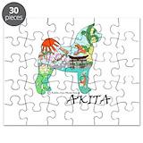 Akita Puzzles