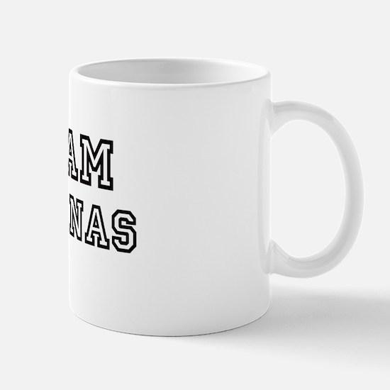 Team Salinas Mug