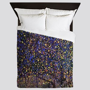 Gustav Klimt Pear Tree Queen Duvet