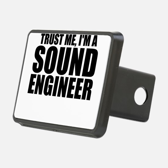 Trust Me, I'm A Sound Engineer Hitch Cover