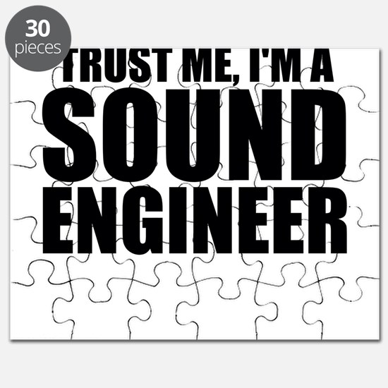 Trust Me, I'm A Sound Engineer Puzzle