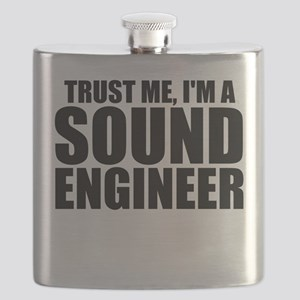 Trust Me, I'm A Sound Engineer Flask