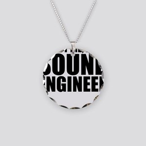Trust Me, I'm A Sound Engineer Necklace