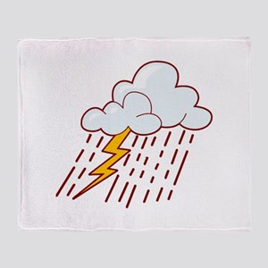 Rain Throw Blanket