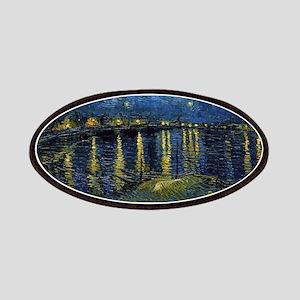 Van Gogh - Rhone Patches
