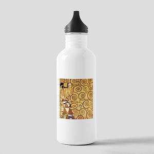 Gustav Klimt the Expectance Stainless Water Bottle