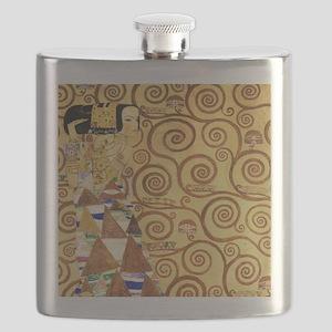 Gustav Klimt the Expectance Flask
