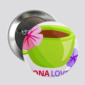 "Kona Lover 2.25"" Button"