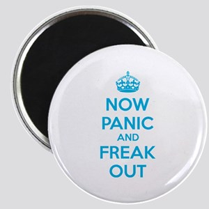 Now paninc and freak out Magnet