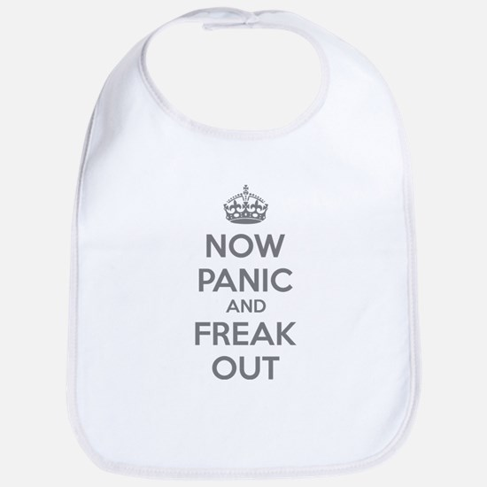Now paninc and freak out Bib