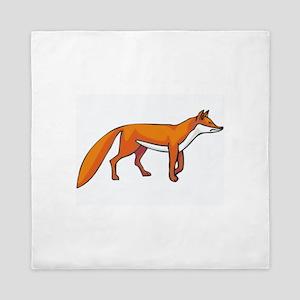 Fox Queen Duvet