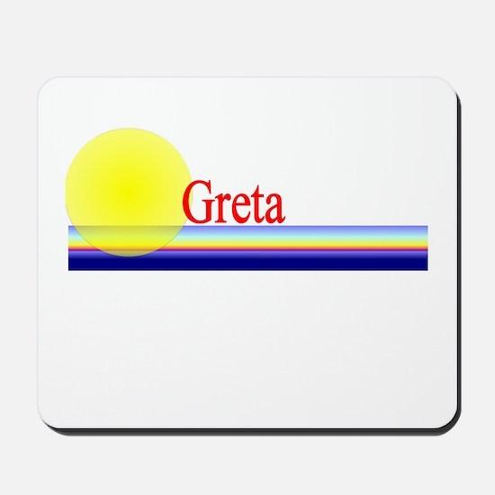 Greta Mousepad