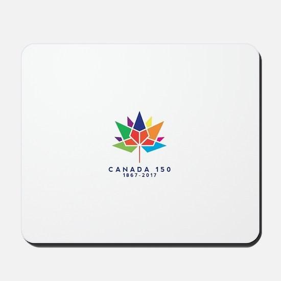 Canada 150 Mousepad