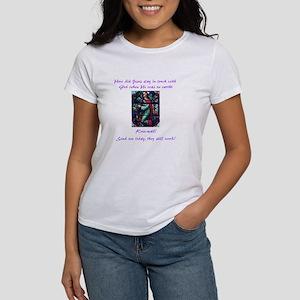 Knee-Mail Women's T-Shirt
