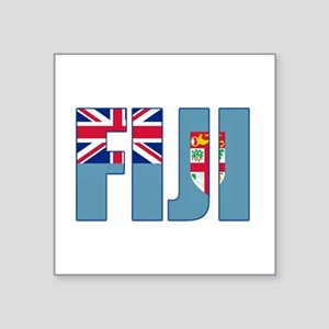 FIJI T SHIRT Sticker