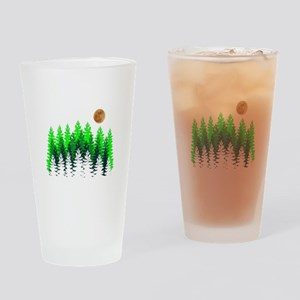 SETS THE MOOD Drinking Glass
