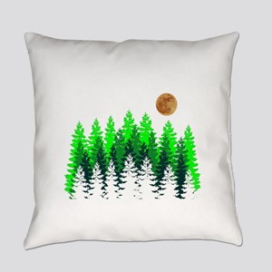 SETS THE MOOD Everyday Pillow