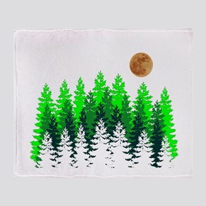SETS THE MOOD Throw Blanket