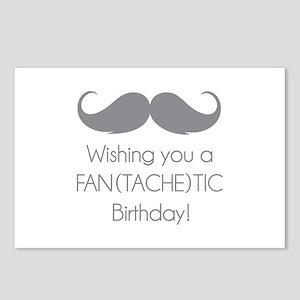 Wishing you a fantachetic birthday! Postcards (Pac