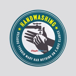 Handwashing Button