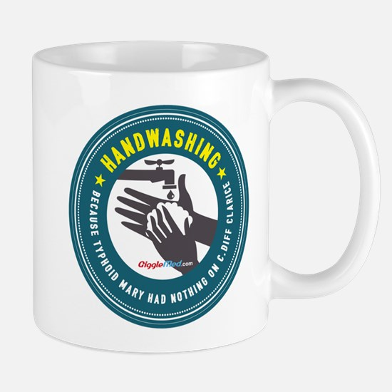 Handwashing Mugs