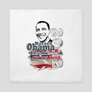 Obama 2012: Queen Duvet