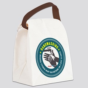 Handwashing Canvas Lunch Bag