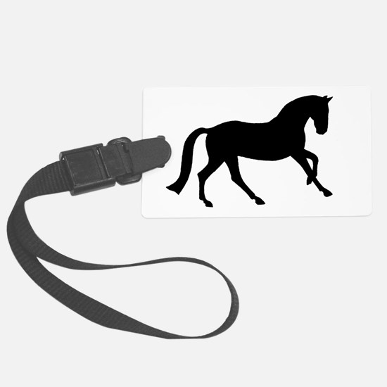 canter black.png Luggage Tag