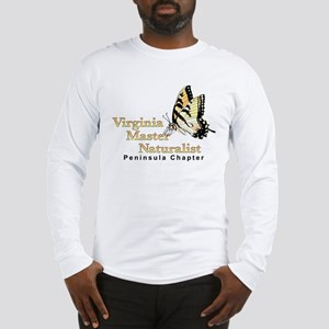 VMN chapter logo for lighter shirts Long Sleeve T-