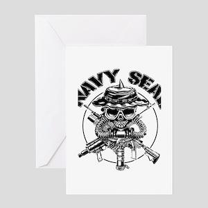 Socom emblem.png Greeting Card