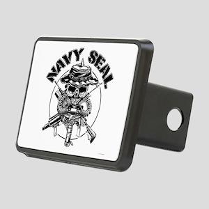 Socom emblem Rectangular Hitch Cover