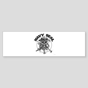 Socom emblem Sticker (Bumper)