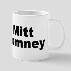 I Love Mitt Romney Mug