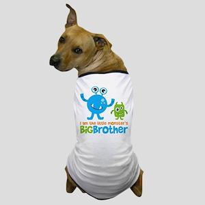 Monster Big Brother Dog T-Shirt