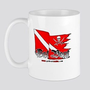 Get Bent Jolly Roger  Mug