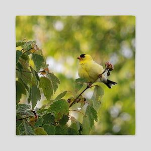 Goldfinch Queen Duvet