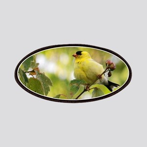 Goldfinch Patch