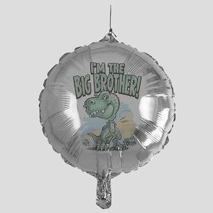 Big Brother T-Rex Mylar Balloon