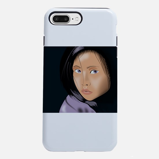 Foreign iPhone 7 Plus Tough Case
