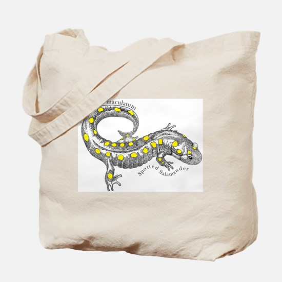 Cute Wildlife conservation Tote Bag