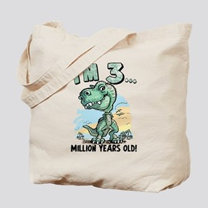 3 Million Years Old Tote Bag