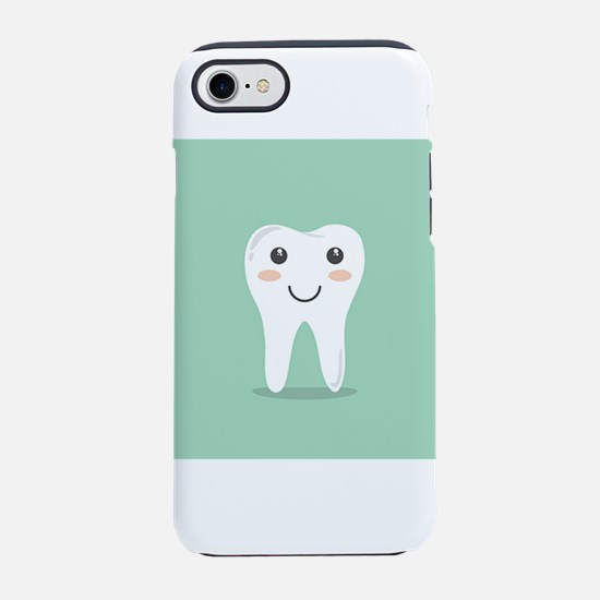 teeth iPhone 7 Tough Case