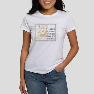 Christian Scripture Women's T-Shirt